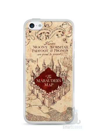 Capa Iphone 5C Harry Potter #1
