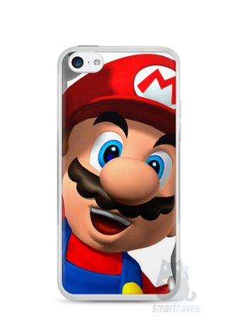 Capa Iphone 5C Super Mario #1