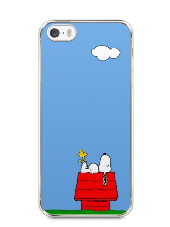 Capa Iphone 5/S Snoopy #3