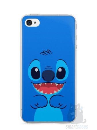 Capa Iphone 4/S Stitch #1