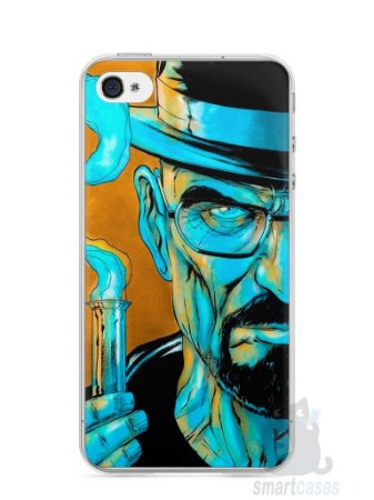 Capa Iphone 4/S Breaking Bad #1