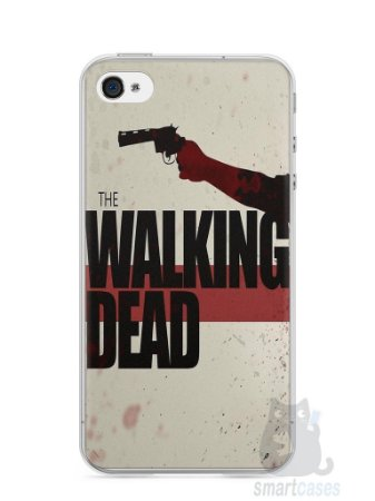 Capa Iphone 4/S The Walking Dead #3