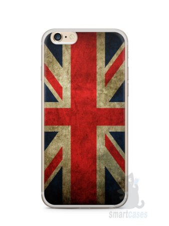 Capa Iphone 6/S Plus Bandeira da Inglaterra