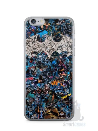 Capa Iphone 6/S Plus Batman Comic Books #3