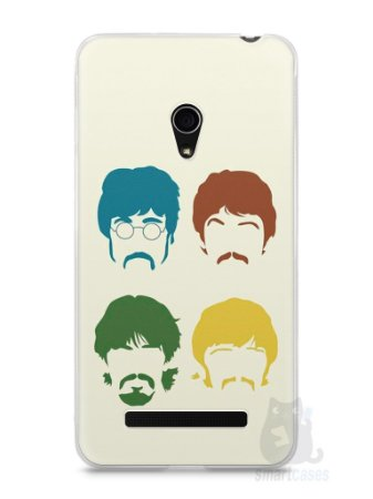 Capa Zenfone 5 The Beatles #1