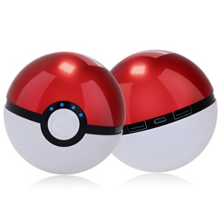 Carregador Portátil Power Bank Magic Ball 12000 mAh