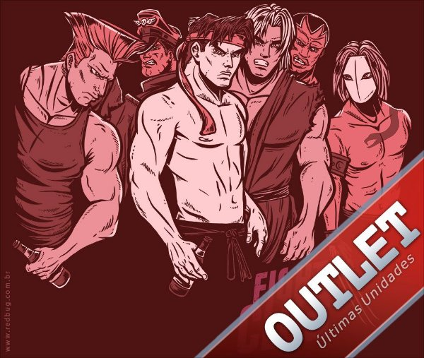 OUTLET - Fight Club - Feminino