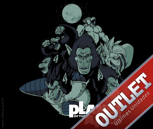 OUTLET - Planet of the Apes - Feminino