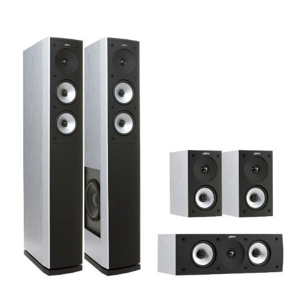 Conjunto 5.0 Home Theater Jamo S626