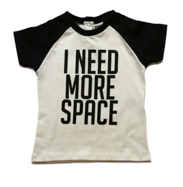 T-shirt I Need More Space