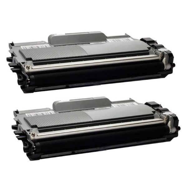Kit com 2 Toner Brother TN-450 Compativel TN450 DCP7065 MFC7360 HL2240