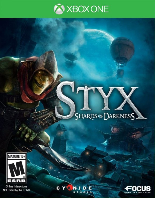 Styx: Shards of Darkness - Xbox One - Mídia Digital