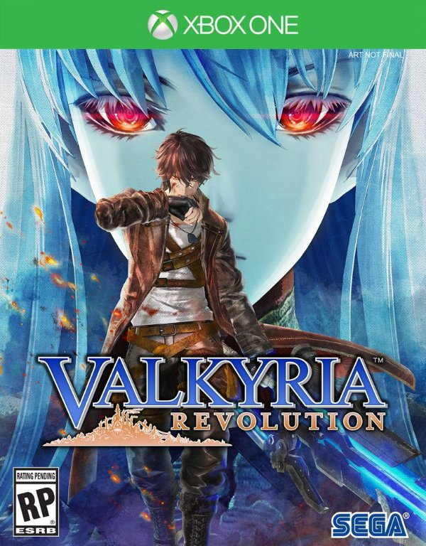 Valkyria Revolution - Xbox One - Mídia Digital