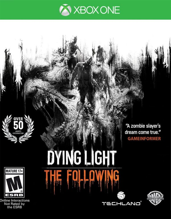 Dying Light: The Following - Mídia Digital - Xbox One