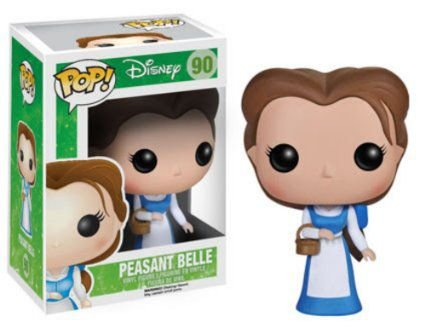 Funko Pop Peasant Belle 90