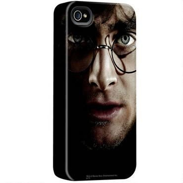 Capa Celular Iphone 4 e 4S - Harry Potter e as Relíquias da Morte Parte 2
