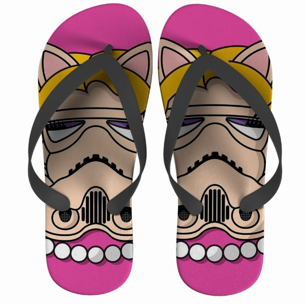 Chinelo Star Wars Miss Piggy Strompers