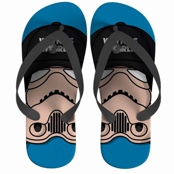 Chinelo Star Wars Wayne's World Strompers