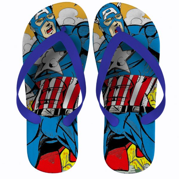 Chinelo Captain America Civil War