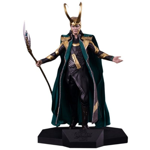 Loki 1/10 - The Avengers - Iron Studios