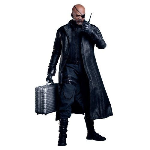 Nick Fury - The Avengers - Hot Toys