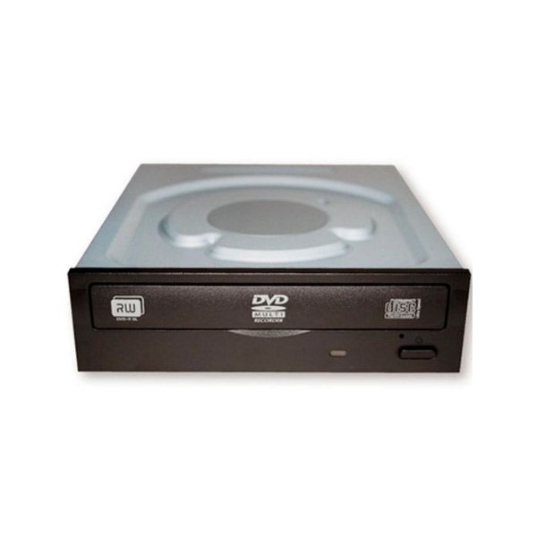 Gravador de DVD e CD Lite On  iHAS122 SATA Preto