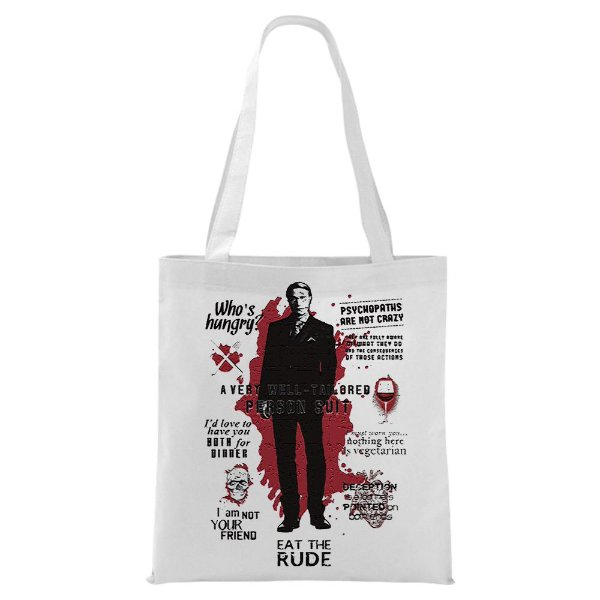 Ecobag - Hannibal - Quotes