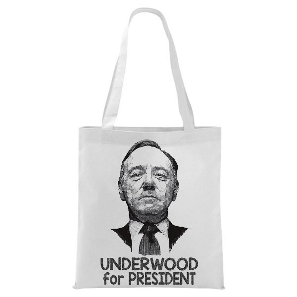 Ecobag - House of Cards - Underwood