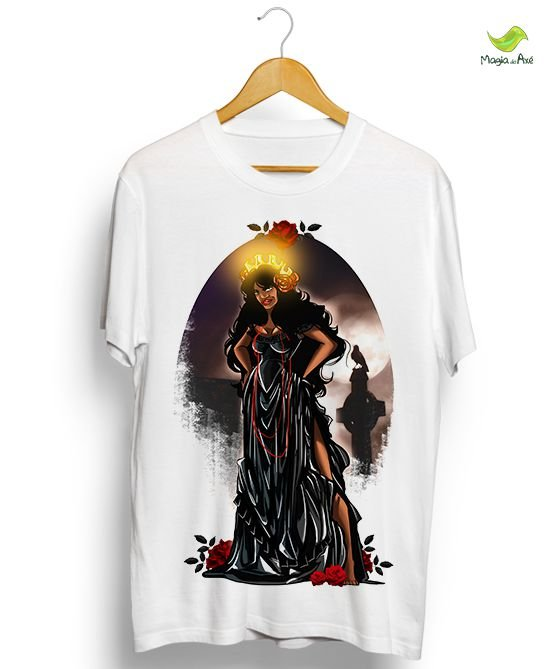 Camiseta - D. Maria Mulambo Rainha do Cabaré