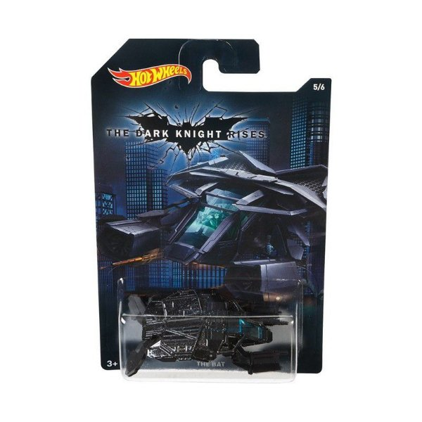 HOT WHEELS - BATMAN THE DARK KNIGHT RISES