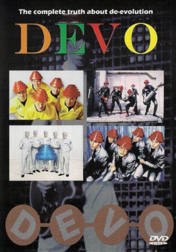 THE COMPLETE TRUTH ABOUT DE-EVOLUTION: DEVO