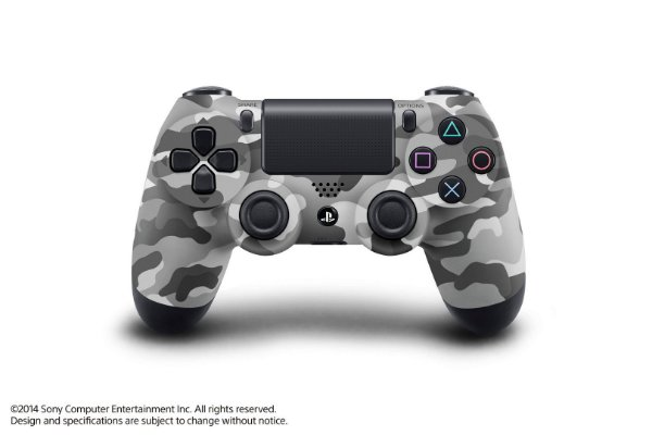 Controle Sony DualShock 4 ( URBAN CAMOUFLAGE )