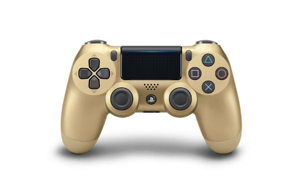 Controle Sony DualShock 4 ( GOLD )