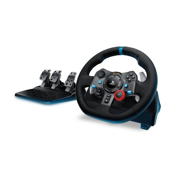 Volante Logitech G29 Driving Force Playstation 3 e Playstation 4 e PC