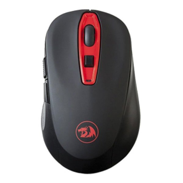 Mouse Wireless Red Dragon M650 Sensor AVAGO 2000 DPI (Mouse Gamer Wireless Profissional)
