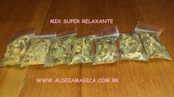 Mix super relaxante