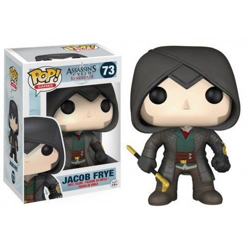 POP! Jogos: Assassin's Creed - Jacob Frye - Funko