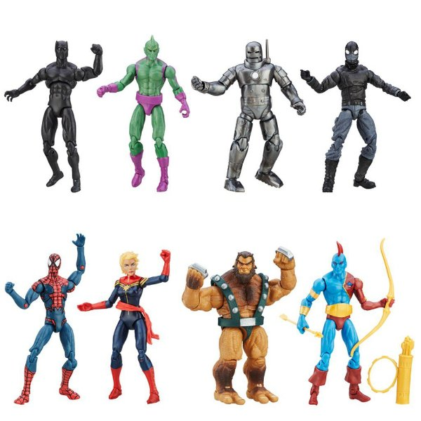 "Kit Completo Marvel Legends Series 3.75"" - Hasbro"