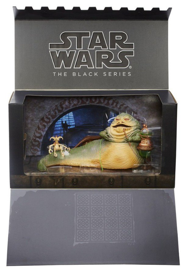 Jabba The Hutt Throne Room Star Wars - The Black Series