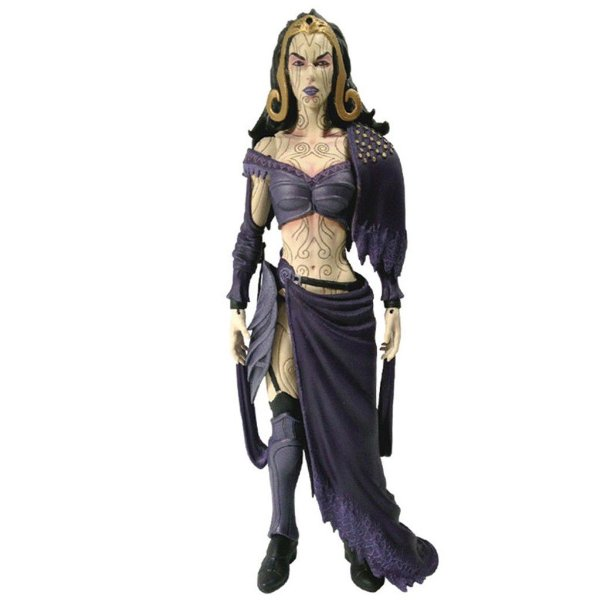 Liliana Vess Magic The Gathering Legacy Action Figure