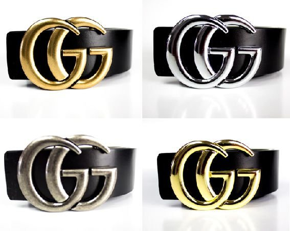 Cinto Gucci Marmont Double G