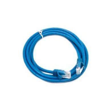 Patch Cord CAT6 UTP CM 1,5M Azul - Nexans