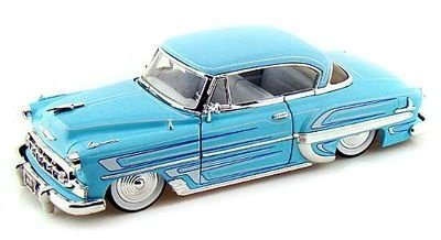 Miniatura Chevy Bel Air 1953 - Jada 1:24