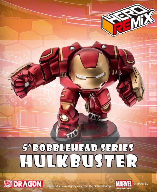 Hulkbuster - Dragon Models